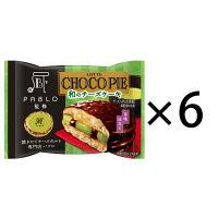 チョコパイPABLO和のチーズケーキ6個