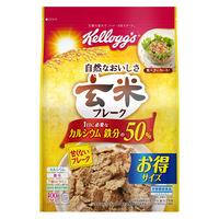 ケロッグ 玄米フレーク徳用 袋 400g 1袋