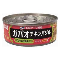 いなば食品 ガパオチキンバジル 1セット(3個)