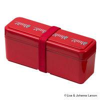 【アウトレット】LISA LARSON SLIMランチボックス MIKEY RD BE-042 1個 三好製作所