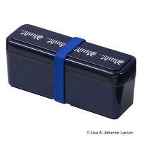 【アウトレット】LISA LARSON SLIMランチボックス MIKEY BL BE-046 1個 三好製作所