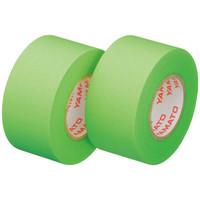 ヤマト メモックロールテープ詰替用 幅25mm×13m巻 ライム 1パック(2巻入)