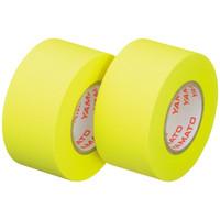 ヤマト メモックロールテープ詰替用 幅25mm×13m巻 レモン 1パック(2巻入)