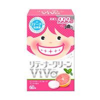 白元アース リテーナークリーン ViVa(美歯) 1箱(60錠入)  RC-60