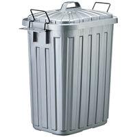 角型ゴミ箱 スーパーカン59L