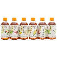 アサヒ飲料 十六茶 素材図鑑ラベル 350ml 1箱(24本入)