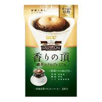UCC ゴールドスペシャル 香りの頂 ドリップ 濃香コクのプレミアム 1箱(6袋)