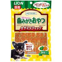 ペットキッス ササミ野菜 60g 1袋