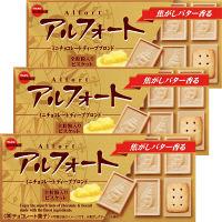 ブルボン アルフォートミニチョコレートディープブロンド 12個入 1セット(3箱入)