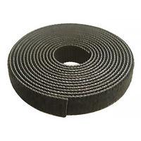 クラレリビング マジックテープ 幅10mm×長さ1.5m 黒 1巻