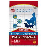 Well Care(ウェルケア) ドッグフード オールステージ フィッシュ&ポテト 1.5kg 1個 イースター