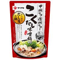 ヤマキ こくだし味噌鍋つゆ 700g