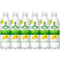 アサヒ飲料 三ツ矢 新搾り レモン 500ml 1セット(6本)