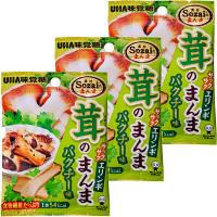味覚糖 茸のまんまエリンギパクチー 3袋
