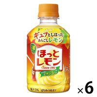 カルピス ほっとレモン 280ml 1セット(6本)