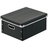 パルプボード収納ボックス(組立式) M アスクル
