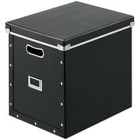パルプボード収納ボックス(組立式) L アスクル