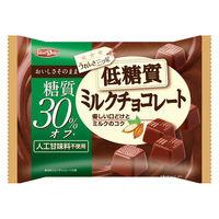 正栄デリシィ 低糖質ミルクチョコレート 1袋