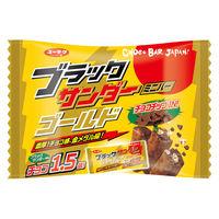 有楽製菓 ブラックサンダーゴールドミニバー 1袋 ユーラク