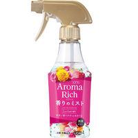 ソフランアロマリッチ香りのミスト スカーレットの香り 本体280ml ライオン