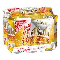 アサヒ クリアアサヒ スペシャルパッケージ 350ml 6缶