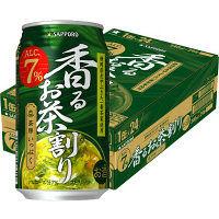 サッポロ 茶房いっぷく香るお茶割り 340ml 24缶