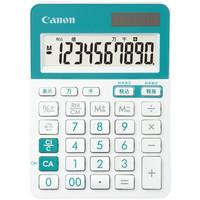 キヤノン カラフル電卓 ブルー LS-103TUC-BL