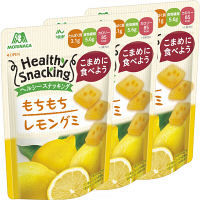 森永 ヘルシーS もちもちレモン 3袋