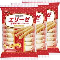 ブルボン エリーゼ北海道ミルク 18本 1セット(3袋入)