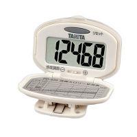 【アウトレット】タニタ 歩数計 PD-635 ホワイト PD-635-WH 1個