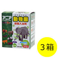 アニア動物園 炭酸入浴料 1セット(3箱) タルガ