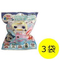 ガラピコぷー バスボール 1セット(3袋) エスケイジャパン