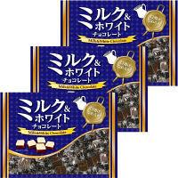 クリート ミルク&ホワイトチョコレート 1セット(3袋入)