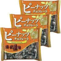 クリート ピーナッツチョコレート 1セット(3袋入)
