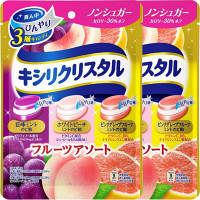 モンデリーズジャパン キシリクリスタルフルーツアソート 1セット(2袋入)