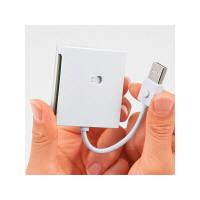 サンワサプライ USB2.0 カードリーダー ADR-ML15W (取寄品)