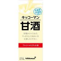 キッコーマン飲料 甘酒 200ml 1セット(36本)