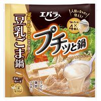 エバラ プチッと鍋 豆乳ごま鍋 160g(40g×4個) 1袋