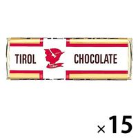 チロルチョコ チロルチョコ<ミルクヌガー> 22g 1箱(15個入)
