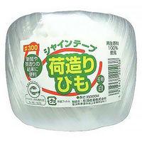 シャインテープ玉巻白 300W 1セット(10巻:1巻×10) 松浦産業