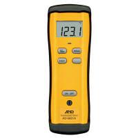 エー・アンド・デイ 1チャンネル熱伝対温度計(Kタイプ) AD-5601A 1台 (直送品)