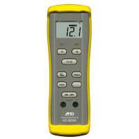 エー・アンド・デイ 2チャンネル熱伝対温度計(Kタイプ) AD-5602A 1台 (直送品)