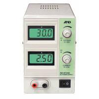 エー・アンド・デイ 直流安定化電源 AD-8724D 1台 (直送品)