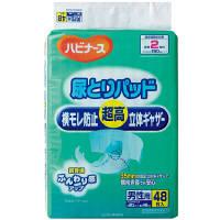 ハビナース 尿とりパッド 男性用 1箱(288枚:48枚入×6パック) ピジョン (取寄品)