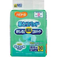 ハビナース 尿とりパッド 男性用 1箱(180枚:30枚入×6パック) ピジョン (取寄品)