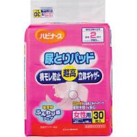 ハビナース 尿とりパッド 女性用 1箱(180枚:30枚入×6パック) ピジョン (取寄品)