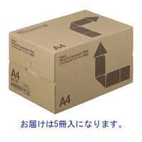 アスクル リサイクルコピーペーパーR100 A4S  3箱(500枚入×15冊) (わけあり品)