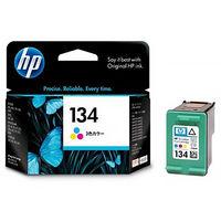 HP インクジェットカートリッジ HP134 カラー3色(増量) C9363HJ
