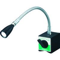 トラスコ中山 TRUSCO LEDフレキシブルライト 全高391mm TML3001 1台 287ー4458 (直送品)
