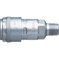 日東工器 ハイカプラ200 鋼鉄製 200-20SM 1個 113-0889 (直送品)